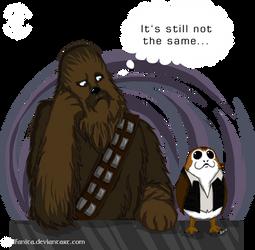 Star Wars: Substitute by wolfanita