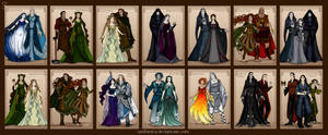 Silmarillion Valar Maiar Couples