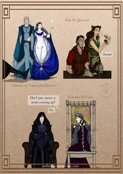 Silmarillion: Valar's Marital Life