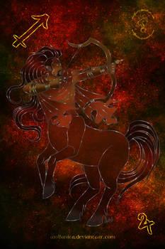 FantasyZodiac - Sagittarius