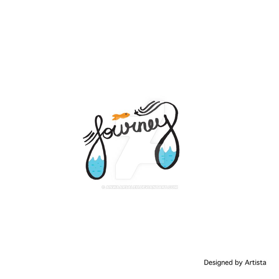 Hand lettering Design by anwaarsaleh