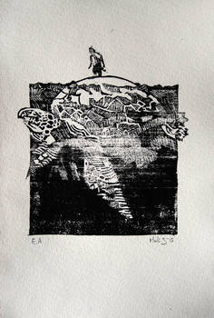 Tortue - the print