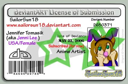 JenJen ID by SailorSun18