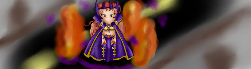 Scribblenauts Unmasked .:Circe's Rampage:. by SailorSun18