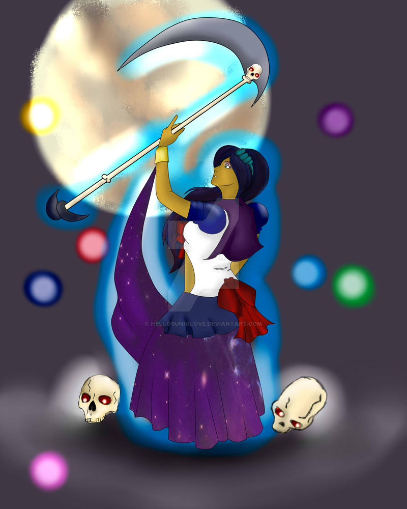 Song of November .: Lenoire's Scythe:. by Sunnibutt