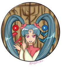 Magical girl Pretty Sammi!~