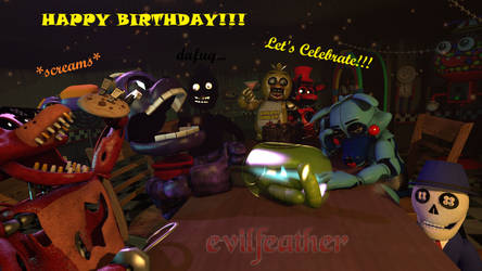 [SFM|GIFT|OC] HAPPY BIRTHDAY GUYS!!!