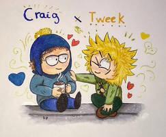 [SP FA TA] Craig x Tweek