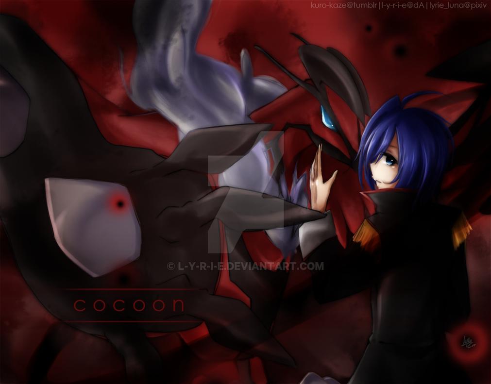 .: CFVxPKM : Aichi Yvertal : Cocoon :. by L-Y-R-I-E