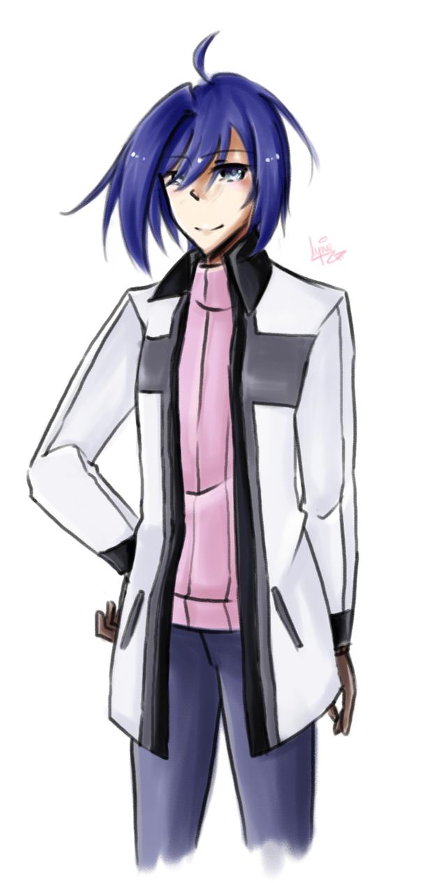 .: CFV-G : Doodle : Aichi :. by L-Y-R-I-E
