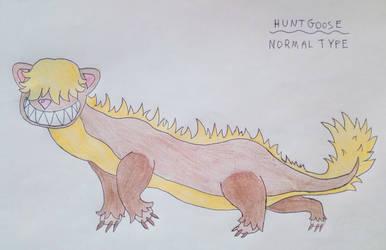 Huntgoose fanart