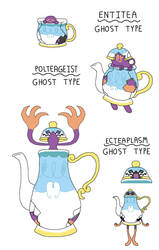 Ghostly drinks