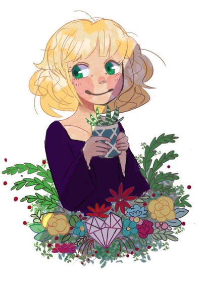 Fleur by OoFluffoO