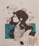 Fishy girl