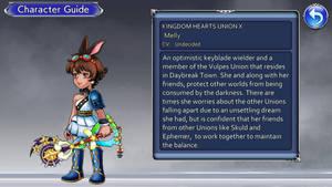 Keykid Melly Dissidia Character Bio