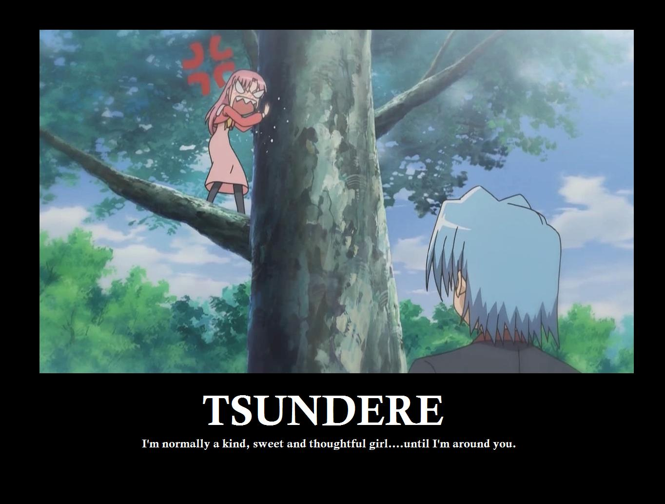 Tsundere By Kidrogue42 On Deviantart
