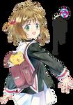 Render -4-  Sakura Kinomoto