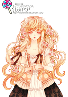 Anime girl render -5- by LiliLolaLolita