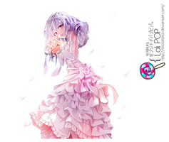 Kanzaki Ranko Render -10- by LiliLolaLolita