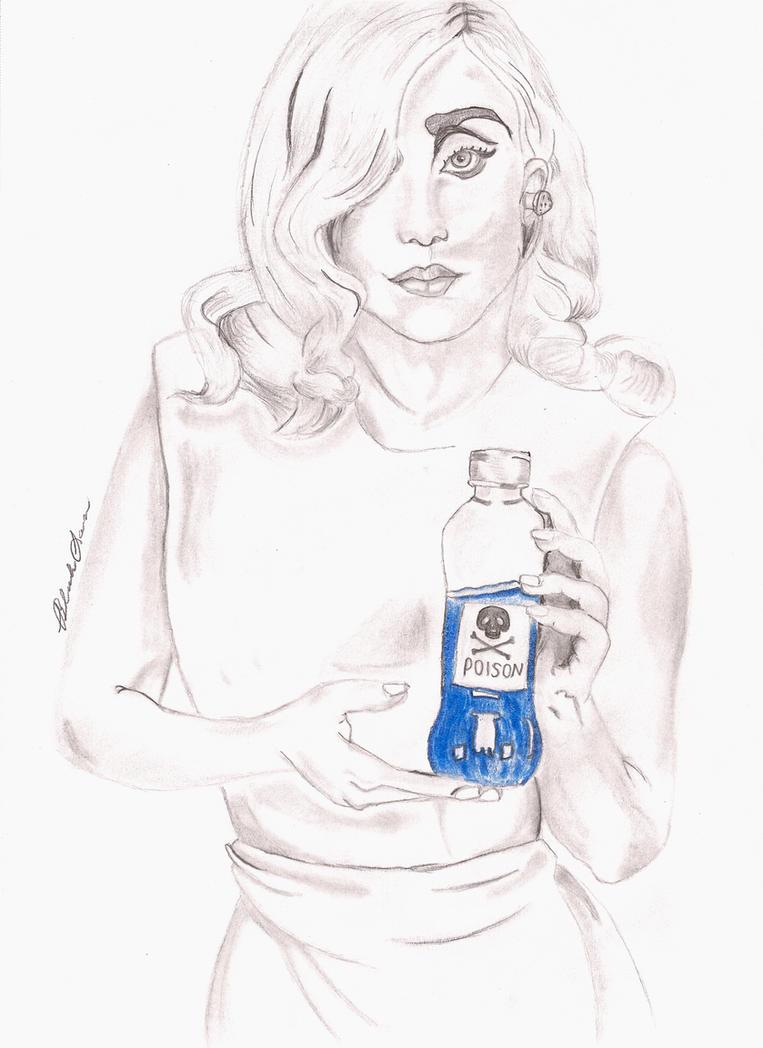Gaga's Poison Drink by zgamer0221