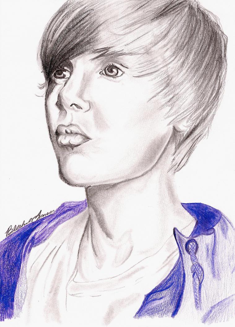 Justin Bieber by zgamer0221