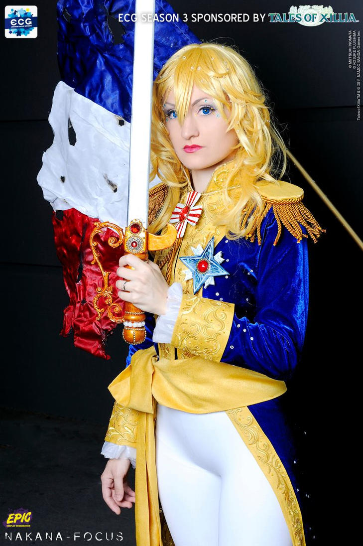 Lady Oscar - Versailles no bara by Elektra86