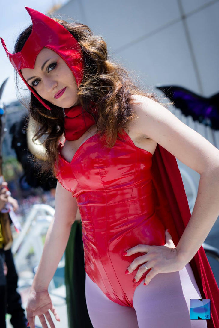 Scarlet Witch - Avenger by Elektra86