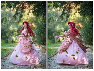 Ariel - The Little Mermaid . Disney .