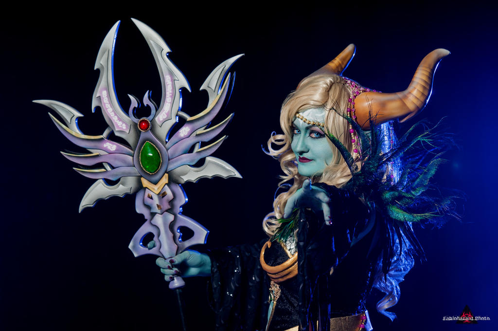 Brave Frontier cosplay -  Mare by Elektra86