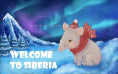 Welcome by Bonbon4ik