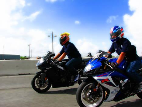 'Chosen Few Bike Crew