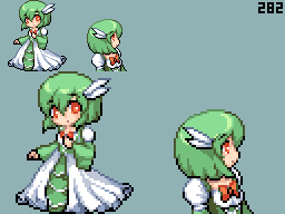 Moemon - Gardevoir by CMagister