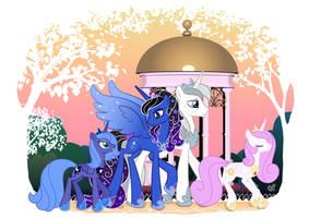 Royal Family by Roze23