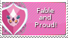 Fable Stamp by TinyBuni