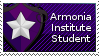 Armonia Student Stamp by CherryBuns