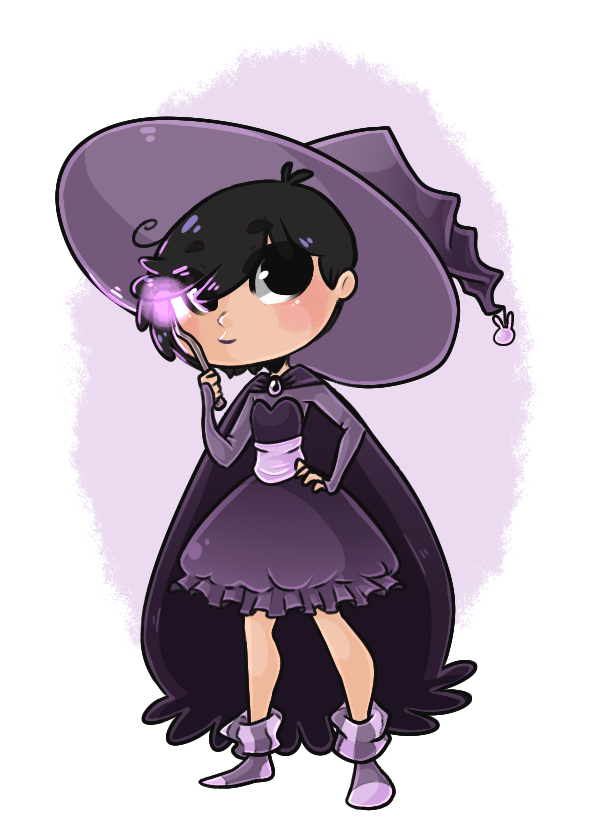 Witchsona Week by CherryBuns