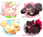 Flufferbuns Jan 2017 [CLOSED]