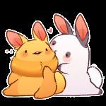 Kissy Small by Buntato