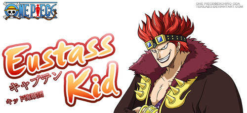 One Piece - Eustass Kid by Tekilazo300