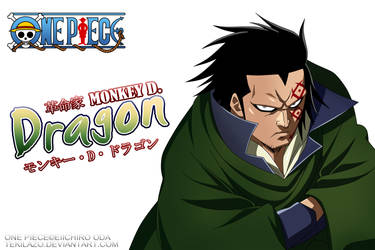One Piece - Monkey D. Dragon