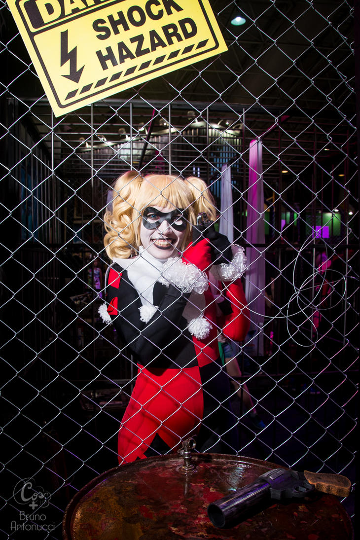 Harley Quinn by ItsReah