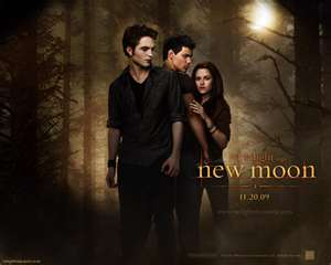 New moon by sonicandbigtimerush