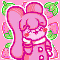 Lony Strawberry - Clive Friends