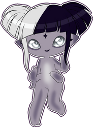 Approved Re-design - Silver by HalfBreed-Kitomi