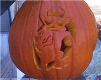 Perry Pumpkin by woerner