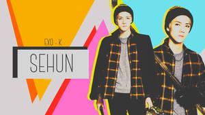 EXO : Sehun by disenble-fr