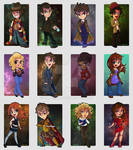 Doctor Who - The Cute Collection