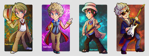 Doctor Who - I'm the Doctor! by cute-loot