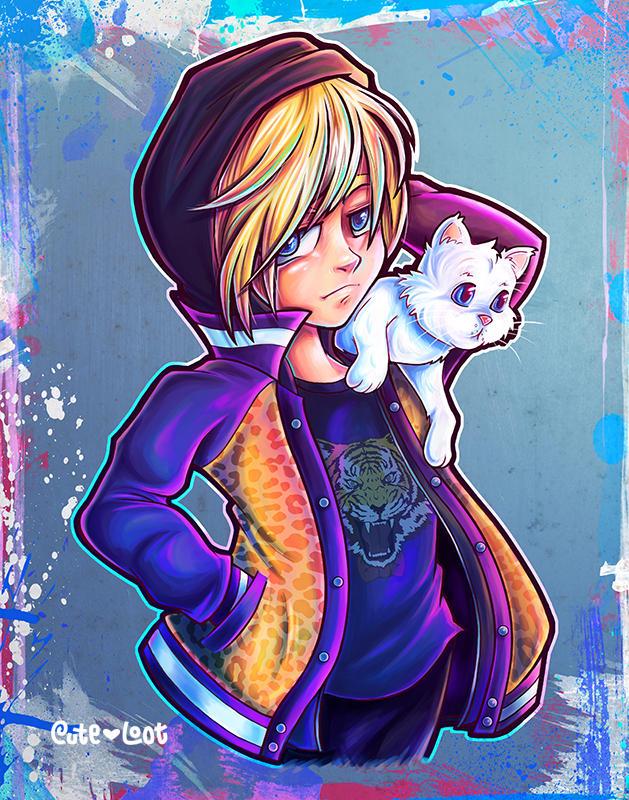 Yuri on Ice - Yuri Plisetsky (Yurio)