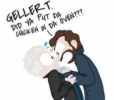 Dumbledore asked calmly...